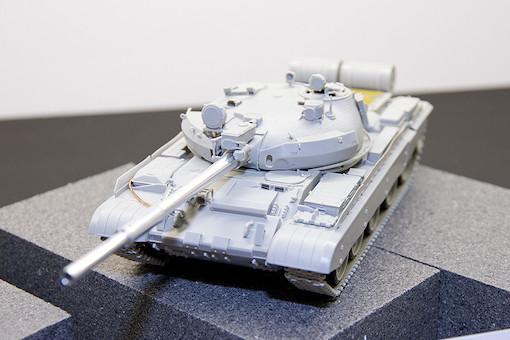 1/35 ソビエト軍 T-62BDD 主力戦車 Mod.1962 3