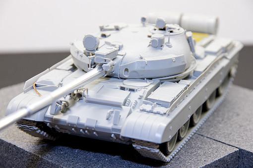 1/35 ソビエト軍 T-62BDD 主力戦車 Mod.1962 1