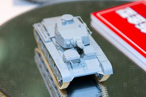 1/72 Neubau-Fahrzeug Nr.3-5 3