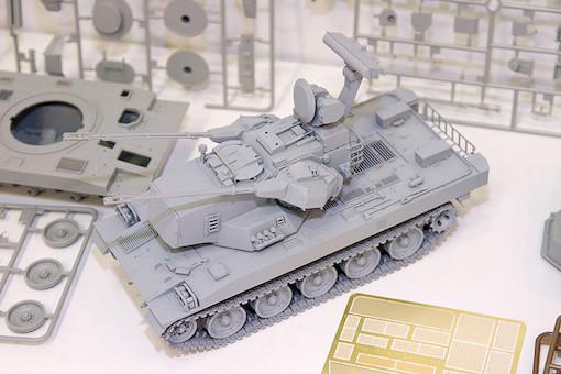 1/35 陸上自衛隊 87式自走高射機関砲 1