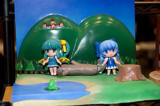 チルノ&大妖精 2