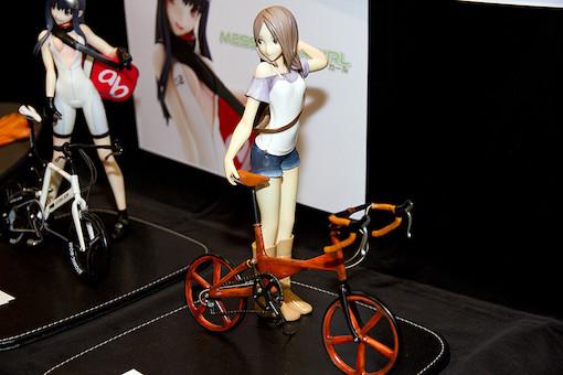 オリジナル自転車と女の子 2